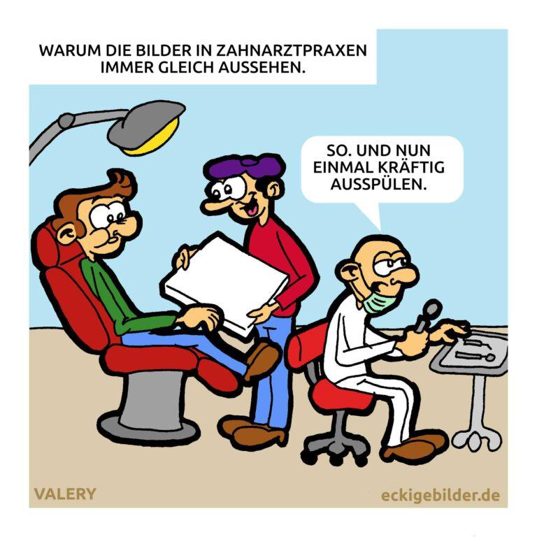 Zahnarzt Künstler